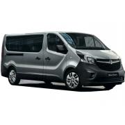 Opel Vivaro trasporto disabili allestimento BASE
