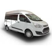Ford Transit Custom tetto alto trasporto disabili allestimento Base