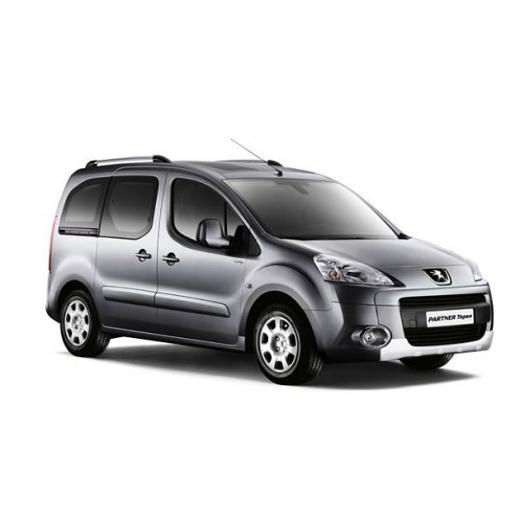 Peugeot Partner trasporto disabili allestimento TRIO