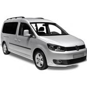VW Caddy Maxi trasporto disabili allestimento Trio