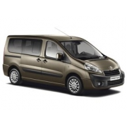 Peugeot Expert trasporto disabili allestimento BASE